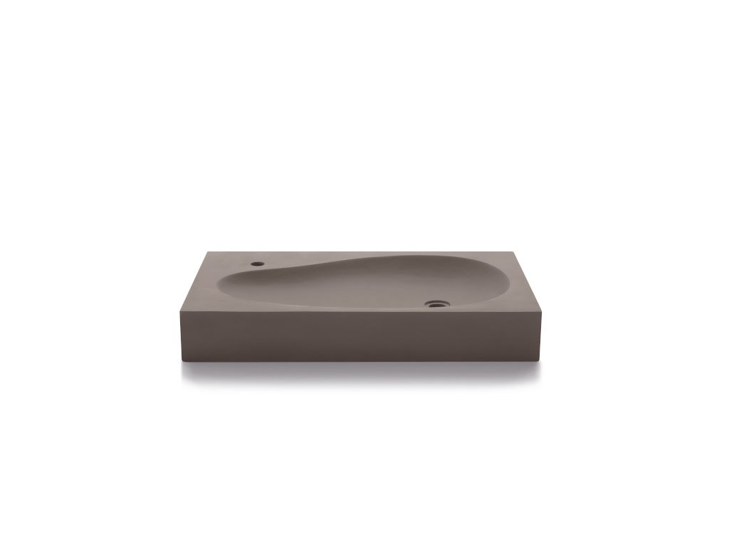 BONZAI - umyvadlo 800x450x120 mm