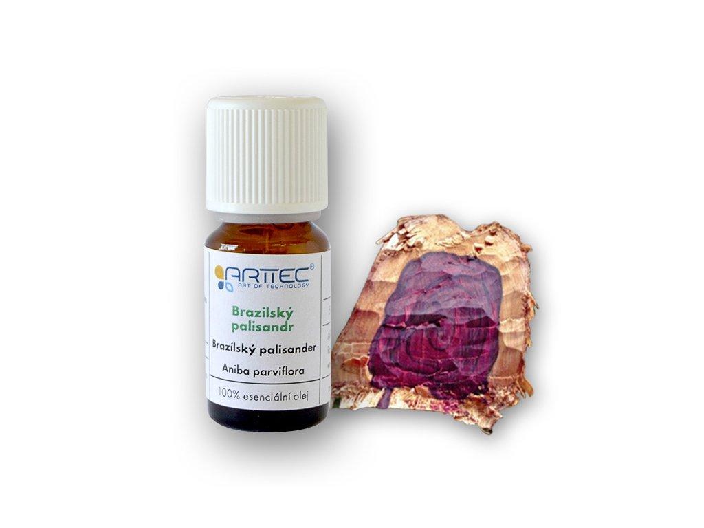 Růžové dřevo (Aniba rosaeodora), Ružové drevo