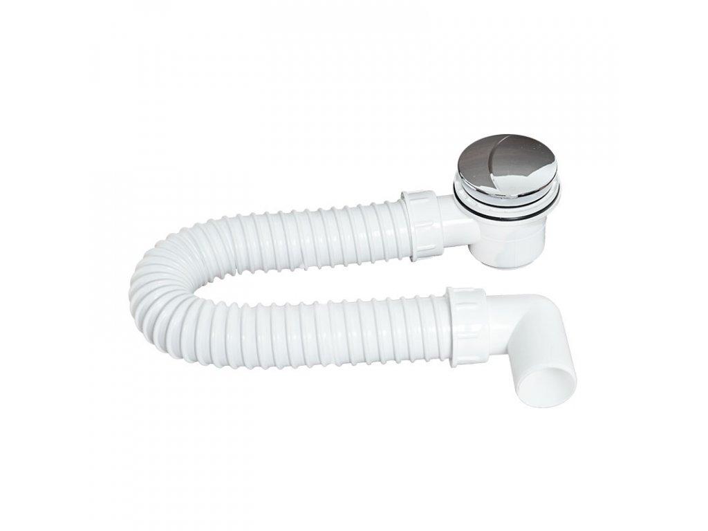 Sifon flexi pro sprchovou vaničku LUX 60