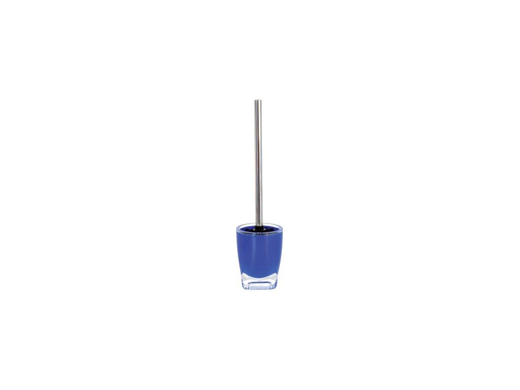 WC štětka - TAHITI - plast - blue