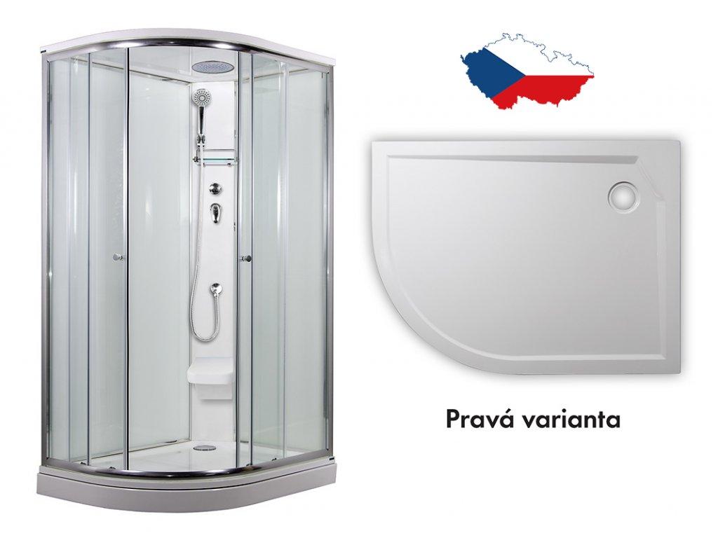 Sirius model 2 Strop Pravýcr