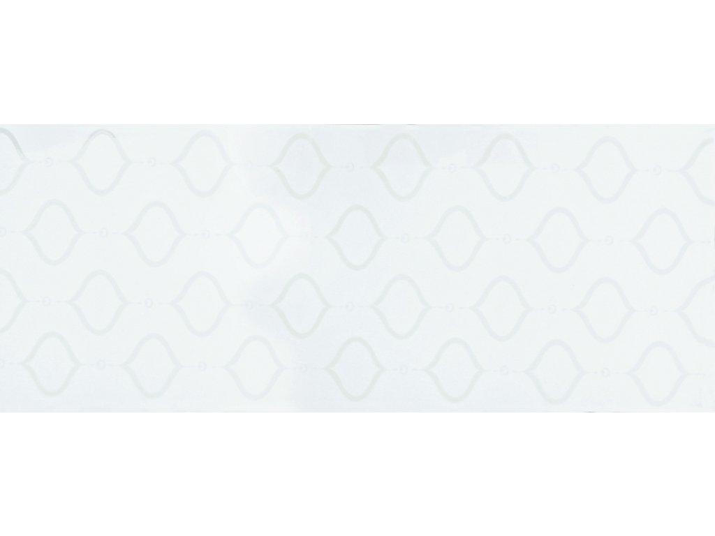 YUK00015 MADALYON WHITE DECOR 20x50