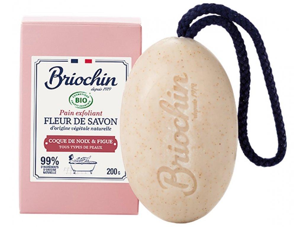 Fleur de savon Tuhé mýdlo vlašský ořech a fík, 200g Arttec