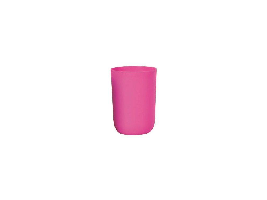Kelímek - polypropylen - pink