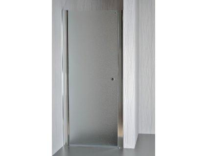 ARTTEC MOON 75 grape NEW - Sprchové dveře do niky