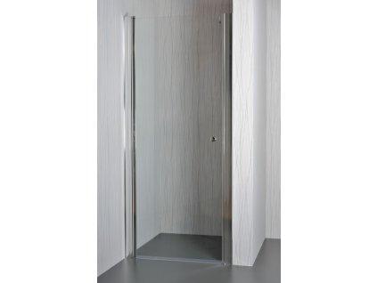 ARTTEC MOON 90 clear NEW - Sprchové dveře do niky