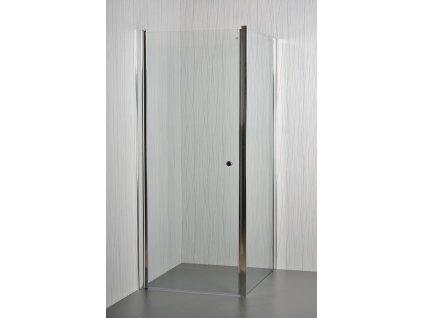 ARTTEC MOON A15 - Sprchový kout clear - 90 - 95 x 76,5 - 78 x 195 cm