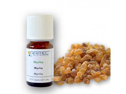 Myrha (Commiphora myrrha)