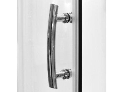 BRILIANT- masážní sprchový box model 5 clear