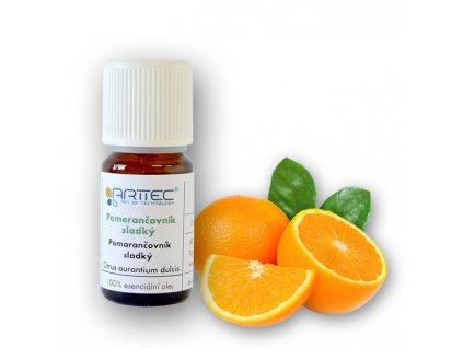 Pomerančovník sladký bio (Citrus sinensis), Pomarančovník sladký