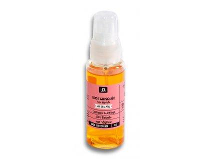 NAT00061 Organický olej růže šípková