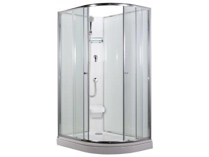 SIRIUS sprchový box model 2 sedátko Levý