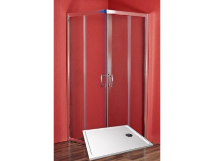 smaragd sprchový kout 1080 clear POLARIS 1080S