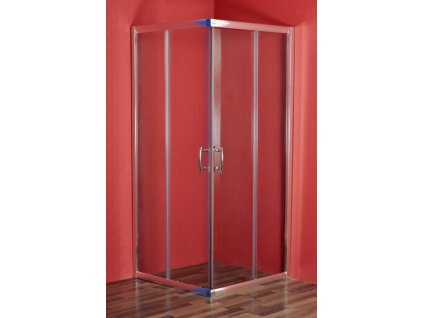 ARTTEC SMARAGD 90 clear NEW - Sprchový kout čtvercový