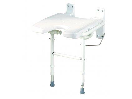5051 koupelnová stolička ořez
