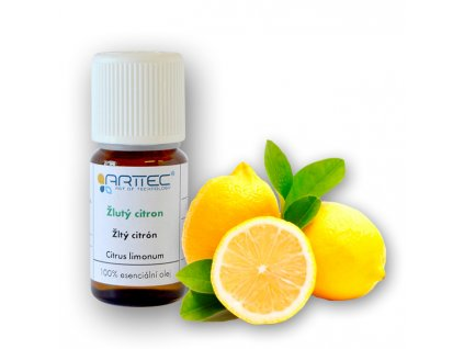 Žlutý citron