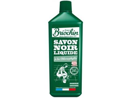Černé mýdlo tekuté s vůní chlorofylu, 1l Arttec