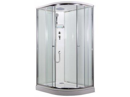 SIRIUS sprchový box model 1 Strop Levý