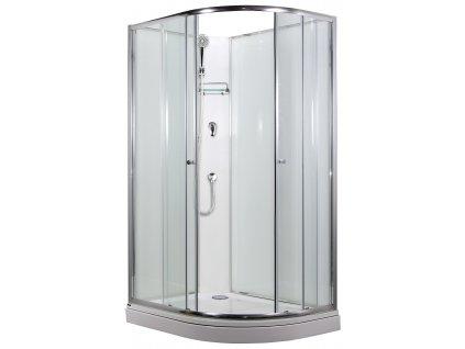SIRIUS sprchový box model 1 Levý