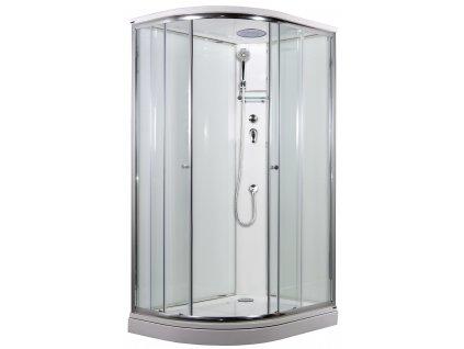 SIRIUS sprchový box model 1 Strop Pravý