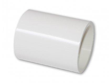Nátrubek 32 mm, Spojka - plast