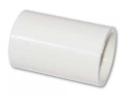 Nátrubek 20 mm, Spojka - plast