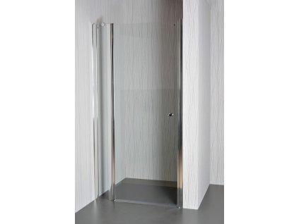 Sprchové dveře do niky MOON matné sklo