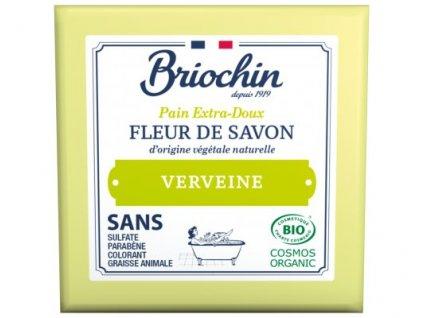 Fleur de savon Tuhé mýdlo MINI - mléko a verbena, 50g