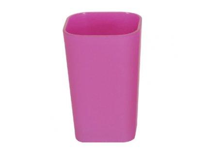 Kelímek - MONACO - plastic + rubber - purple