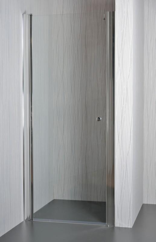 ARTTEC MOON 85 clear NEW - Sprchové dveře do niky