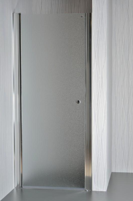 ARTTEC MOON 85-90 cm grape Sprchové dveře do niky PAN00873