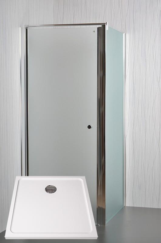 ARTTEC MOON A17 Sprchový kout 80 x 80 x 195 cm s vaničkou POLARIS 8080S PAN04470