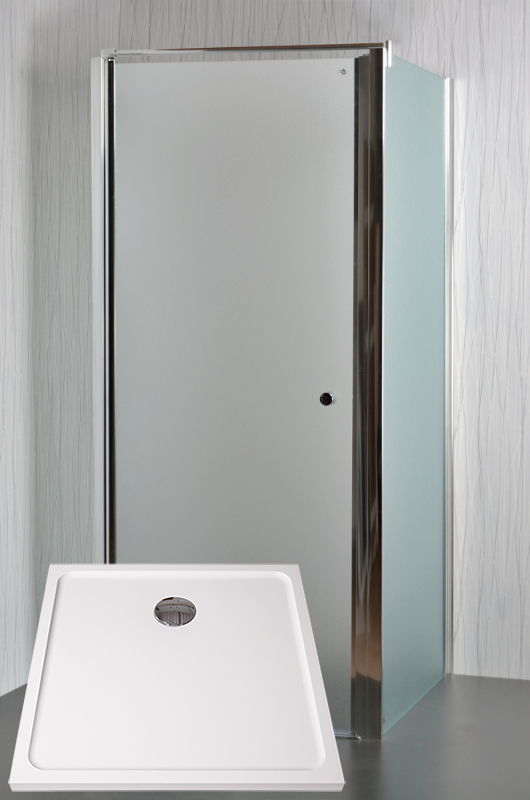 ARTTEC MOON B17 Sprchový kout 80 x 80 x 195 cm s vaničkou POLARIS 8080S PAN04493