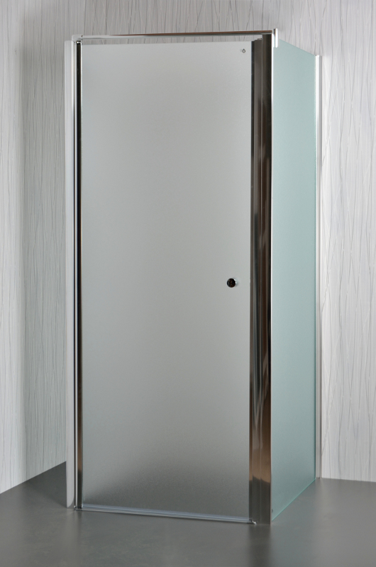 ARTTEC MOON B24 - Sprchový kout nástěnný grape 65 - 70 x 76,5 - 78 x 195 cm