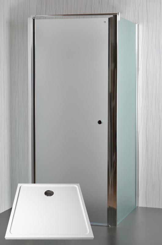 ARTTEC MOON B9 Sprchový kout 90 x 90 x 195 cm s vaničkou POLARIS 9090S PAN04473