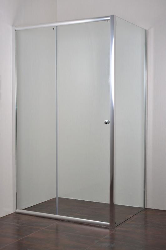 ARTTEC ONYX A1 - Sprchový kout - 116,5 - 120,5 x 90 x 195 cm