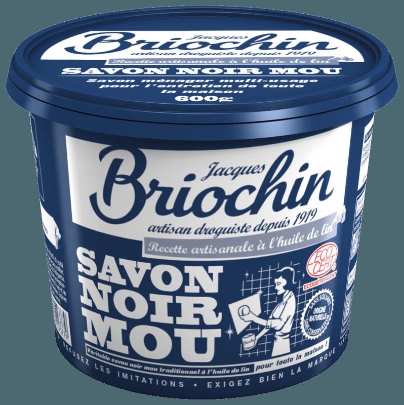 Briochin Černé mýdlo měkké, 600g