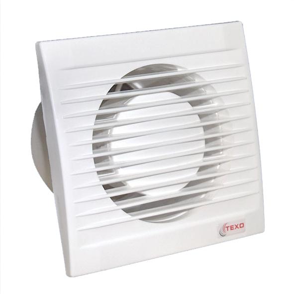 ARTTEC Ventilátor koupelnový ELITE průměr 100 s klapkou a časovačem