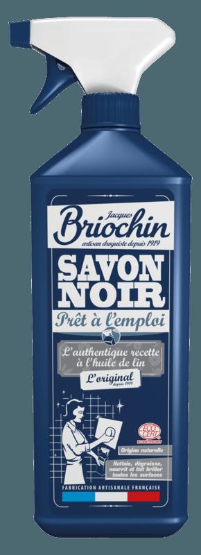 Briochin Černé mýdlo s rozprašovačem, 750ml