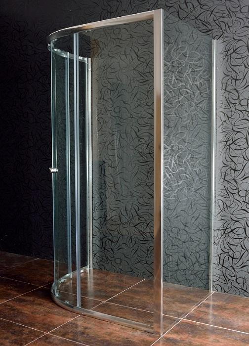 ARTTEC KLASIK 90x120 clear NEW - nástěnný sprchový kout Arttec