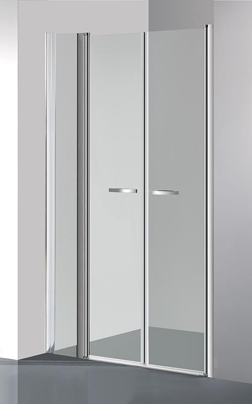 ARTTEC COMFORT C13 - Sprchové dveře do niky clear - 122 - 127 x 195 cm