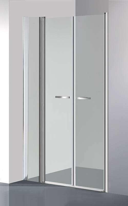 ARTTEC COMFORT C18 - Sprchové dveře do niky grape - 122 - 127 x 195 cm