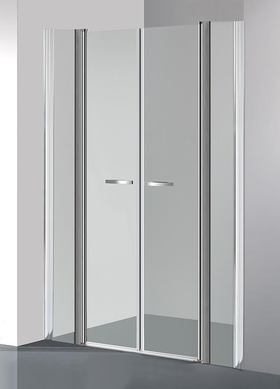 ARTTEC COMFORT F13 - Sprchové dveře do niky clear - 138 - 143 x 195 cm