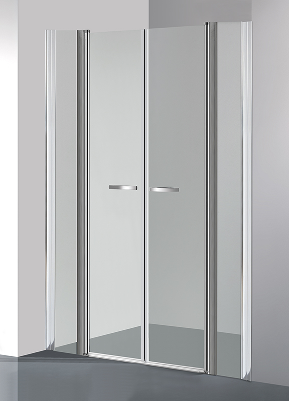 ARTTEC COMFORT F18 - Sprchové dveře do niky grape - 138 - 143 x 195 cm