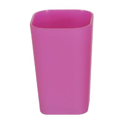 ARTTEC Kelímek - MONACO - plastic + rubber - purple