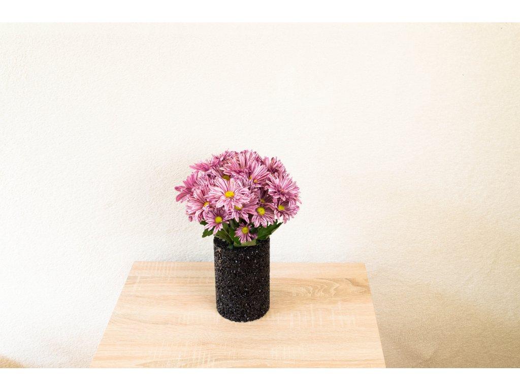 Malá váza Swan