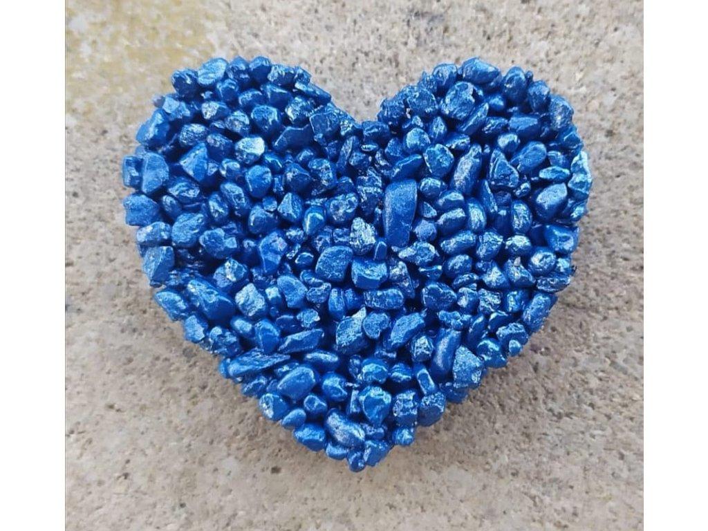 Srdíčko modré