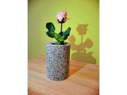 Malá váza Silver