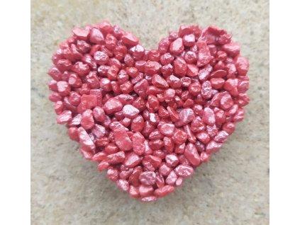 Srdíčko červené