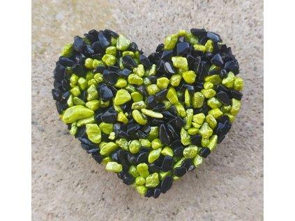 Srdíčko čeho-žluté f